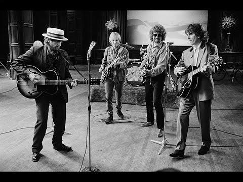 Traveling Wilburys - If You Belonged To Me - Lyrics