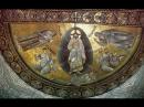 Мозаика Преображения в апсиде Синайской Базилики, VI век.