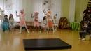 Зажигательный танец Трех Поросят на Новогоднем утреннике в детском саду
