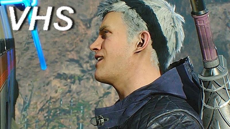 Devil May Cry 5 - Полный трейлер Gamescom 2018 на русском - VHSник