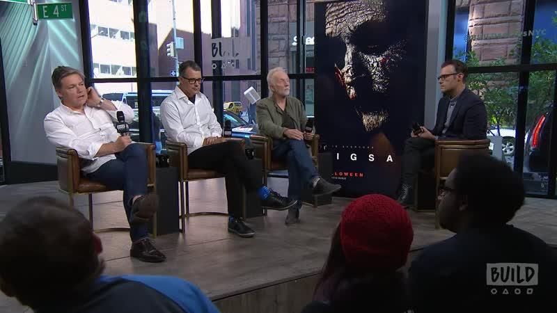 Tobin Bell, Mark Burg Oren Koules Speak On Their Film, Jigsaw