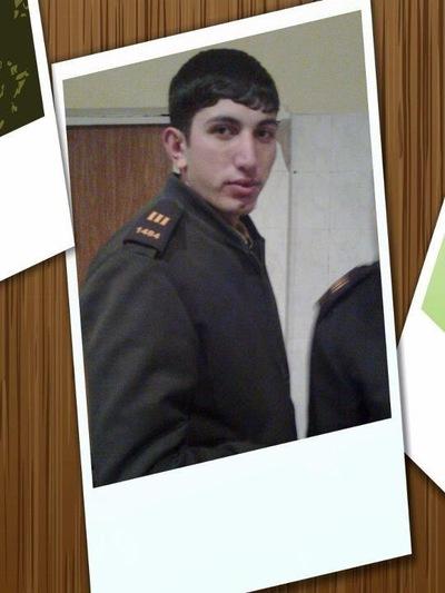 Samil Heydarov, 29 апреля 1991, Барановичи, id194392650