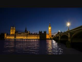 Палаты парламента ночью / Houses of Parliament Night