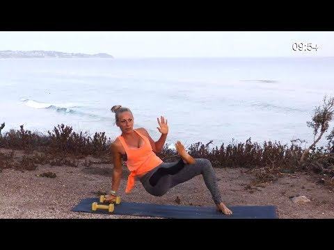 Yoga with Weights - Hybrid Yoga Build Muscle Lose Weight
