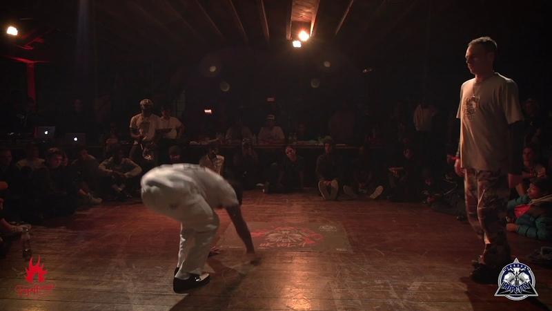 Popcity UK vol.4 Popping Final: Ness vs Tyler | Danceproject.info