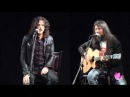 Tony Harnell and Bumblefoot perform Led Zeppelin's Ramble On 1.15.13