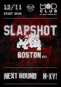 12/11 SLAPSHOT (USA) @ MOD