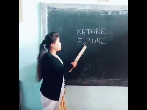 Nature Future NATURE FUTURE | funny Teacher | 😀😁😂🤣😃😄😅😆