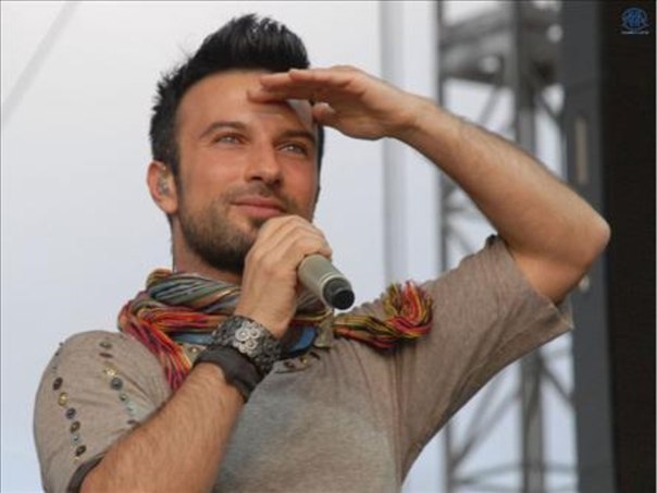 Tarkan the world singer