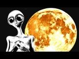 UFO / НЛО на Луне, СМОТРЕТЬ ВСЕМ, настоящее НЛО