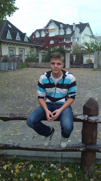 Андрей Кравцов, 17 июля , Сумы, id107469122