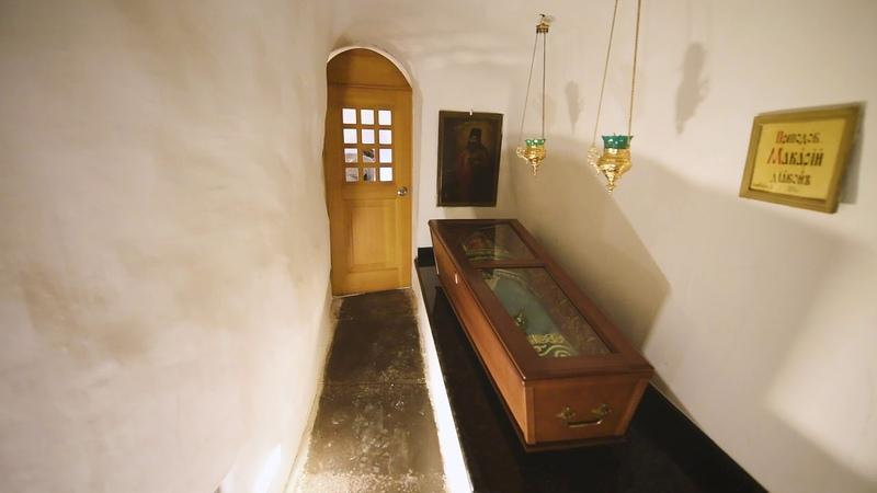 Канон молебный с акафистом Преподобным отцам Печерским