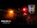 Этап крупномасштабных учений ВС Азербайджана с ночными боевыми стрельбами 21.09.18