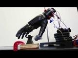 Hopkins researcher develops electronic sensory glove for prosthetics