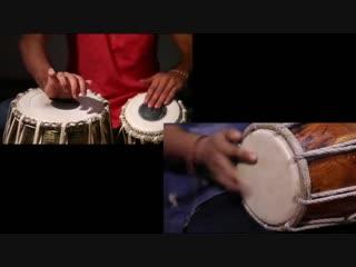 Dil Diyan Gallan Percussion REVAMPED! (Shobhit ft. Manis)