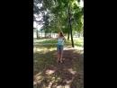 Две палки в Перовском парке