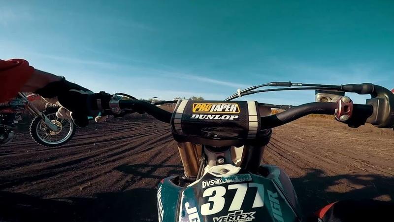 Мотокросс Донецк 2018   Motocross Donetsk 2018