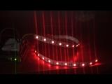 arduino VS RGB-лента - цветомузыка (тест)
