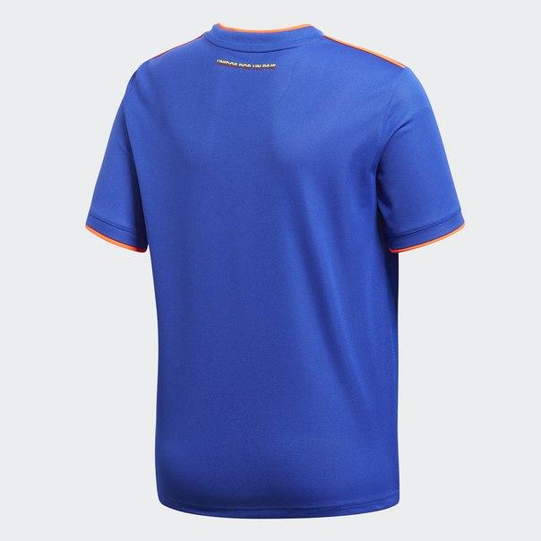 Гостевая игровая футболка сборной Колумбии