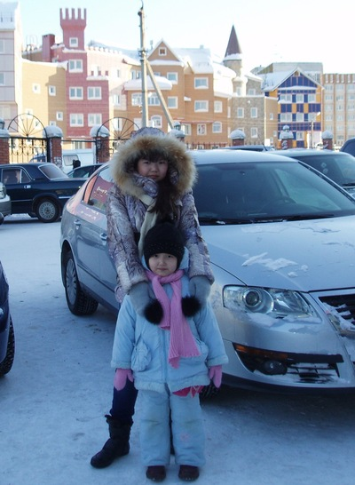 Анжелика Калмаганбетова, 3 марта , Ноябрьск, id157232258