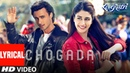 Chogada With Lyrics Loveyatri Aayush Sharma Warina Hussain Darshan Raval, Lijo-DJ Chetas
