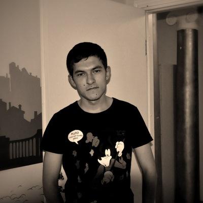 Самир Курмаев, 11 февраля 1991, Санкт-Петербург, id184061794