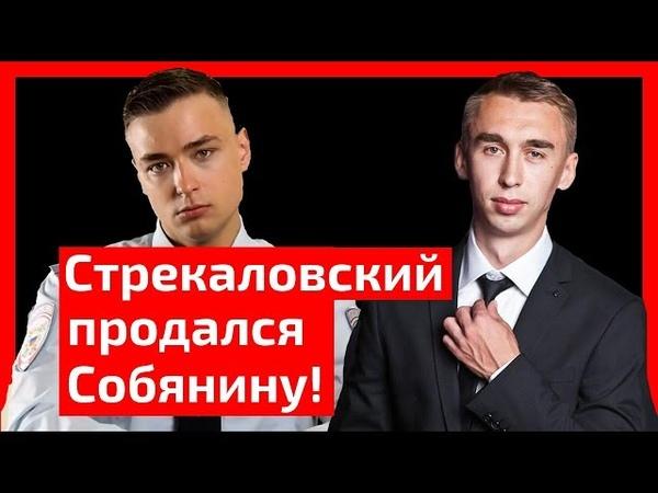 Стрекаловский продался Собянину! Почему блогеры за деньги готовы рекламировать все, что угодно?