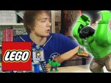LEGO 76018 Hulk Lab Smash - Микро Brickworm (Pixel_Devil)