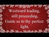 We Three Kings with Lyrics _ Christmas Carols