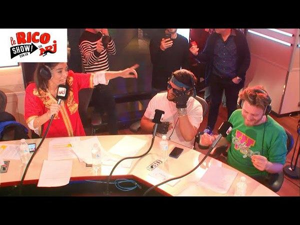 Sarah gratte une augmentation en direct avec SHANGUY- Le RicoShow sur NRJ