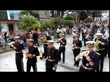Domingo de Ramos 2018, CCTT Los Moraos ALHAURIN de la TORRE, las mejores marchas, 2503