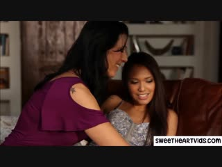 lesbians - stepmom and daughter (1)