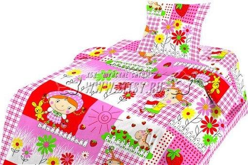 сколько купить ткани для постельного белья