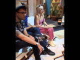 Paramore at UO Dallas (Urban Outfitters)