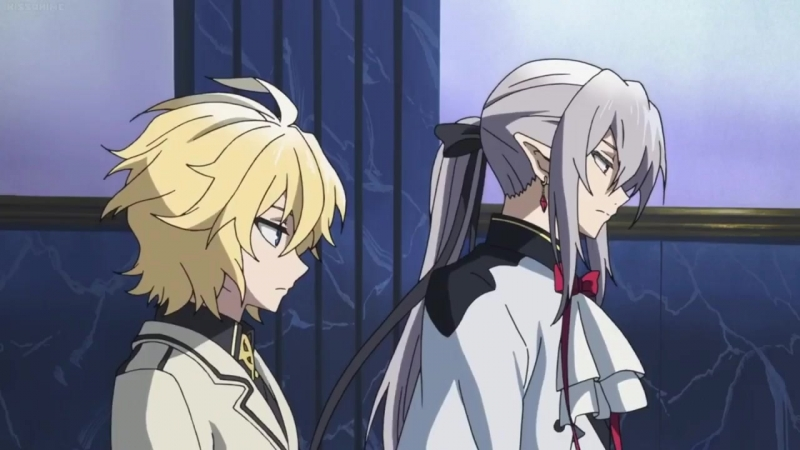 Krul is gonna whoop Ferid