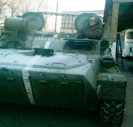 Украинские умельцы «скрестили» ПТРК «Штурм-С» с установкой «Град».