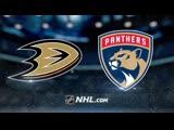 НХЛ Утки против Пантер