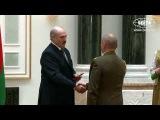 Лукашенко вручил генеральские погоны представителям силовых структур