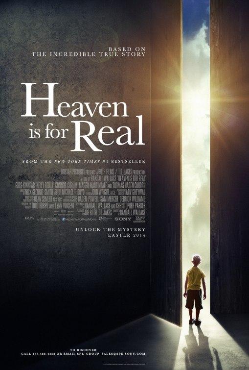 Dangus iš tikrųjų yra / Heaven Is for Real (2014) Online