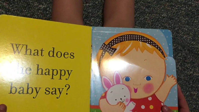 Bonks Reads What Does Baby Say