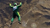 Luke Aikins No Parachute 25,000 Feet Airplane Jump Complete Video