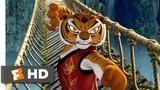 Kung Fu Panda (2008) - The Furious Five Bridge Fight Scene (710) Movieclips