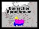 Dialektatlas 105 - Bairisch 1/2
