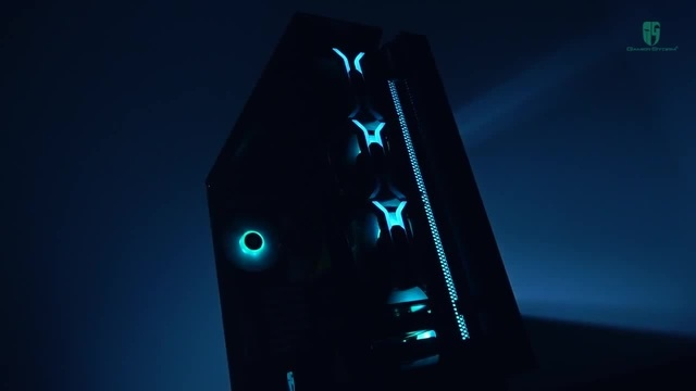 [Snyc Demo] NEW ARK 90 MF120 Smart Case Fan- Gaming PC with Synced Lighting Effects! ] · coub, коуб