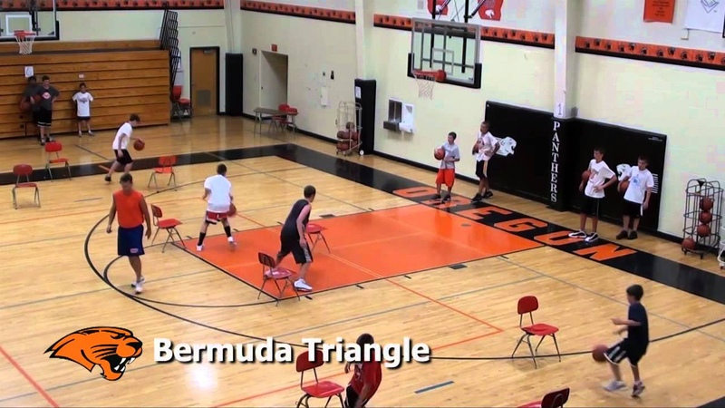 Youth Basketball - 50 Minute Workout