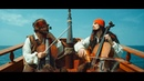 2CELLOS Pirates Of The Caribbean OFFICIAL VIDEO