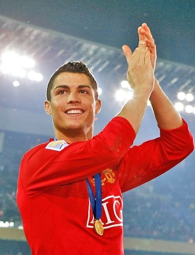 Cristiano Ronaldo, 6 октября 1983, Пыть-Ях, id200747034