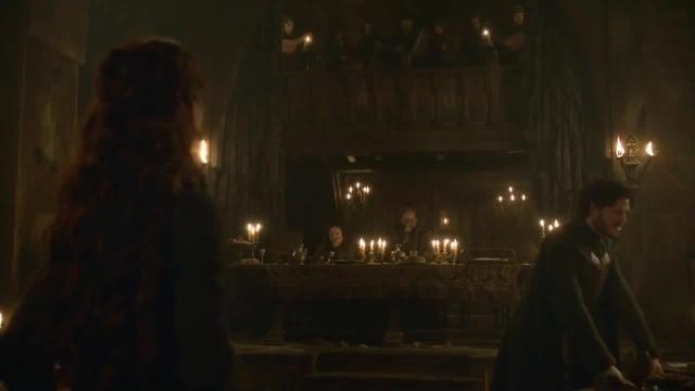 Игра престолов - Кровавая свадьба · coub, коуб