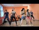Реггетон с Ярианной, легкое дыхание лета)))), в Breeze Dance))