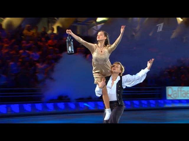 Я тебя никогда не забуду из рок оперы Юнона и Авось Катерина Шпица и Максим Ставиский Шестой этап